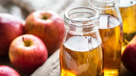 Non Alcoholic Apple Punch