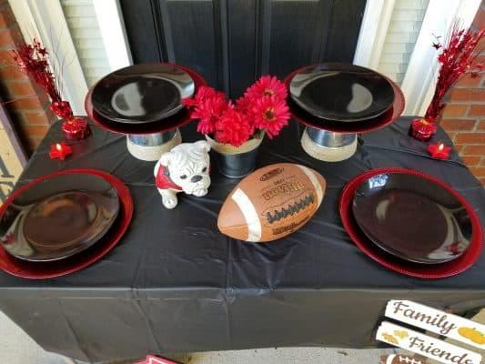Georgia Bulldogs Tailgate