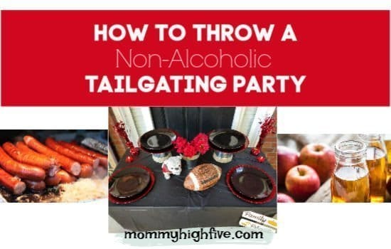 Non-Alcohlic Tailgating Party