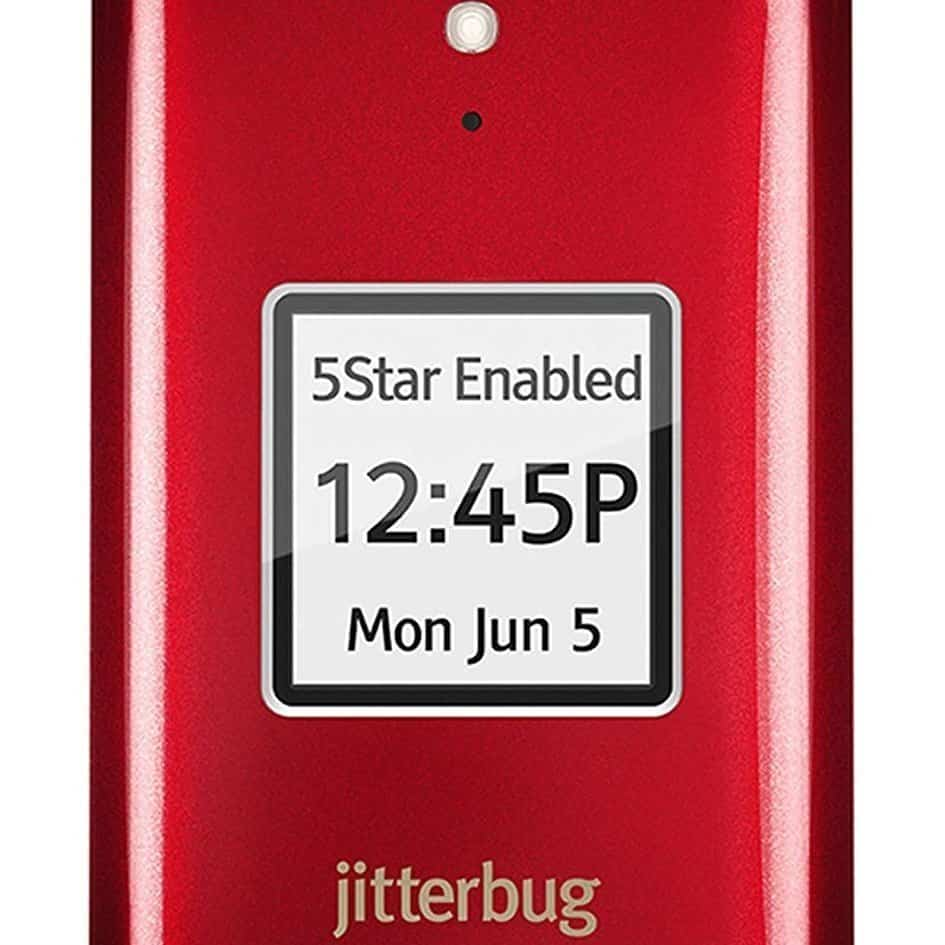 Jitterbug Flip Phone