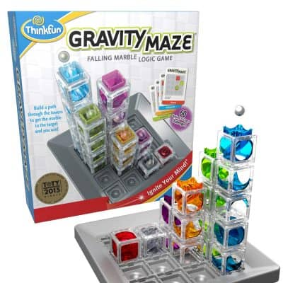 Think Fun Gravity Maze Marble Run