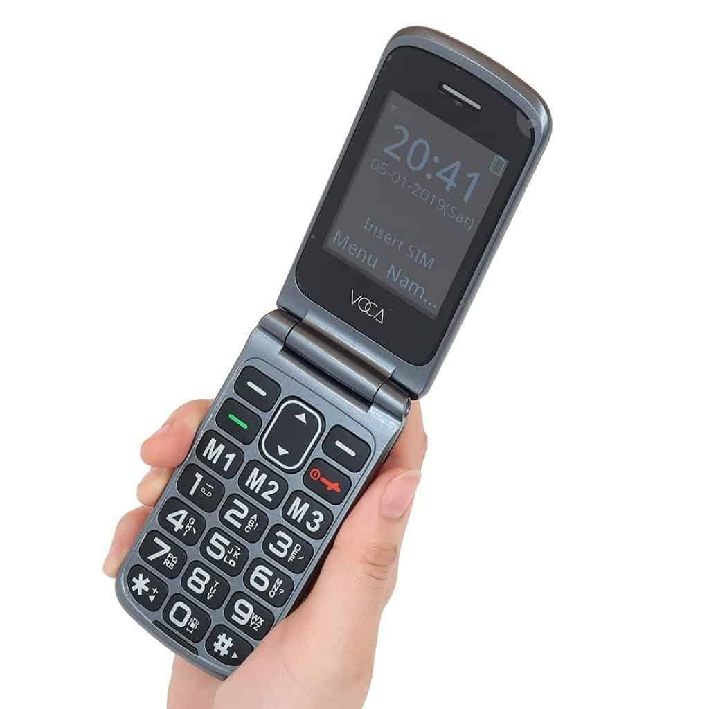 VOCA V330 3G Flip Phone