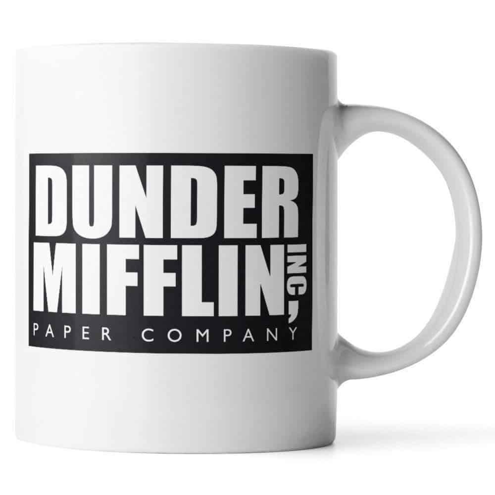 Dunder Mifflin The Office Mug