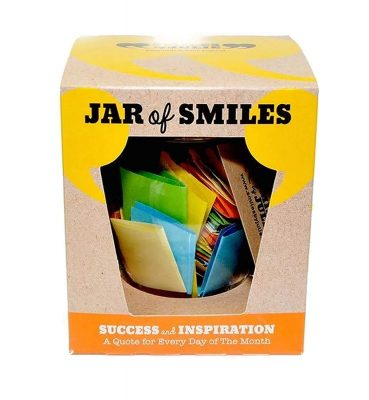 Jar of Smiles Motivational Quotations