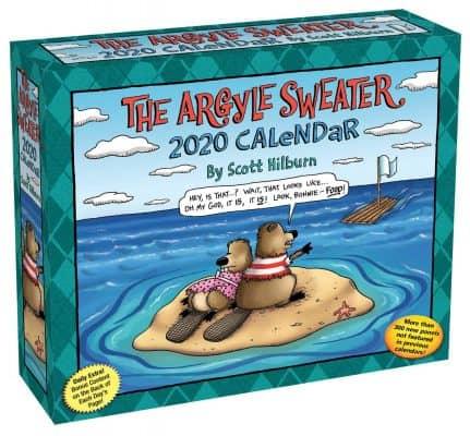 The Argyle Sweater 2020 Calendar