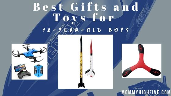 Best Gifts and Toys for 12-year-old boys