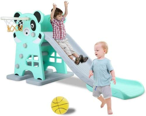 LAZY BUDDY Kids Slide