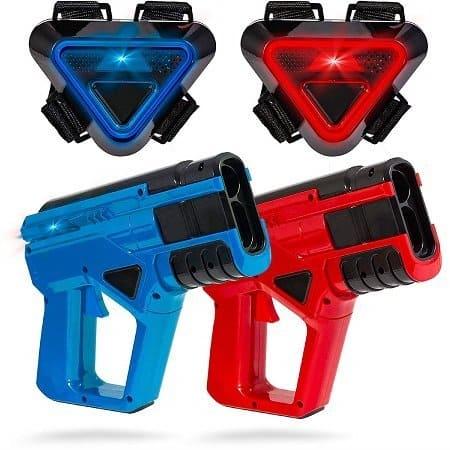 Sharper Image Laser Gun Set