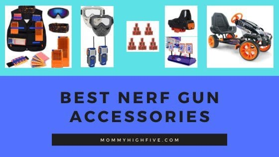 Best Nerf Gun Accessorries