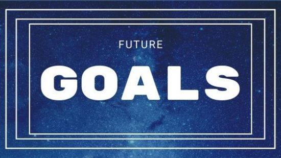 Goals for graduates
