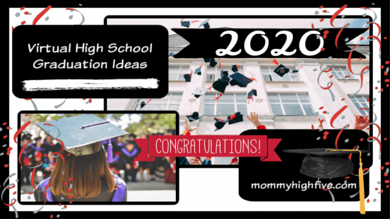 Virtual High School Graduation Ideas