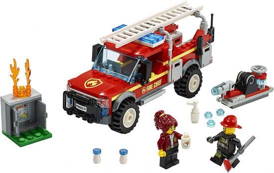 Chief Response Truck