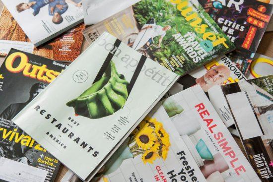 Vision Board Magazines