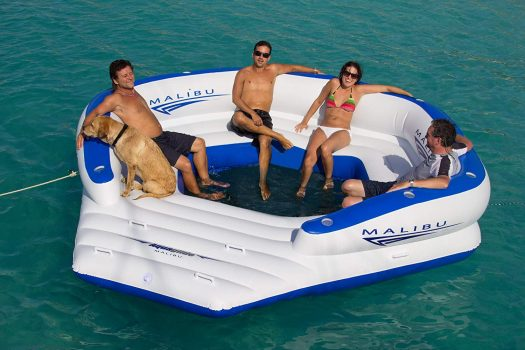 Aquaglide Malibu Inflatable Lounger
