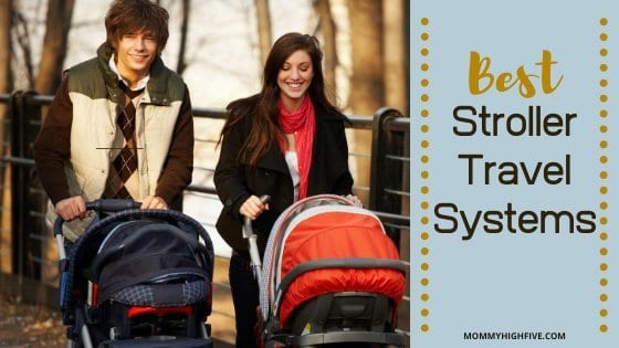 Best Budget Stroller Travel System Car Seat Combos 2020