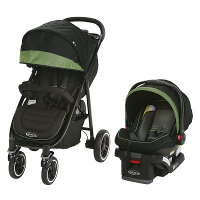 Graco Aire4 XT Travel System