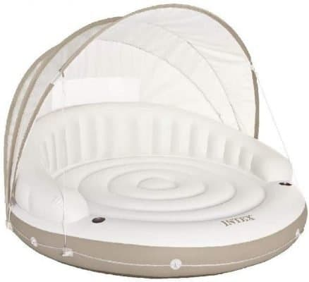 Intex Canopy Inflatable Lounge
