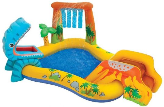 Intex Dinosaur Inflatable Pool Center