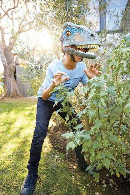 Jurassic World Chomp 'n Roar Mask