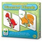Match-It-Game-Dinosaur Puzzles