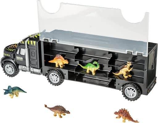 PrexTex Dinosaur Tractor Trailer