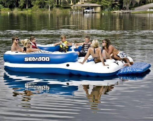 Sea-Doo Mega Island Float