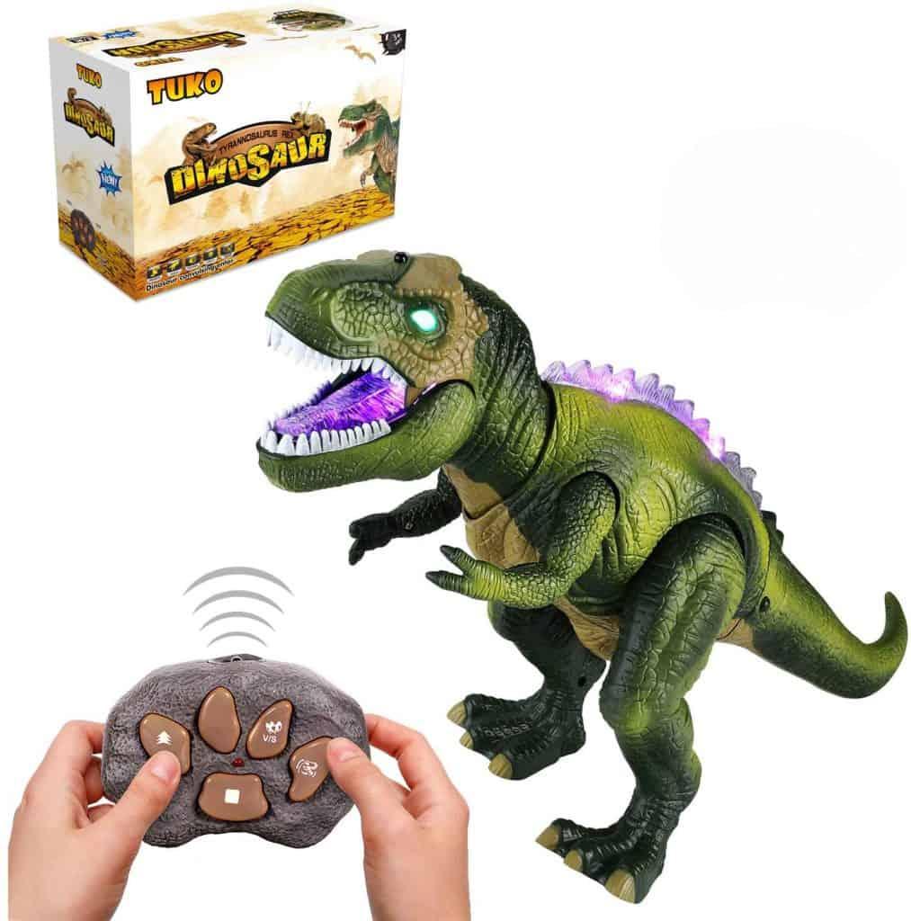 Tuko Remote Control Dinosaur