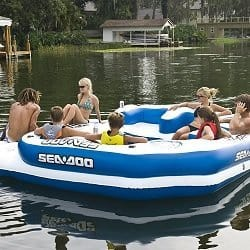 Sea-Doo Inflatable Island