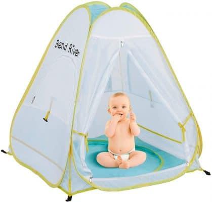 Bend River Pop Up Baby Beach Tent