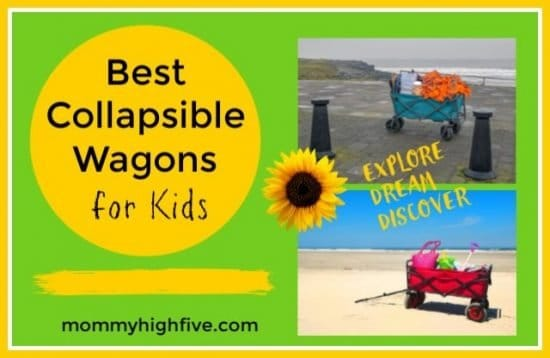 Best Collapsible Wagons for Kids