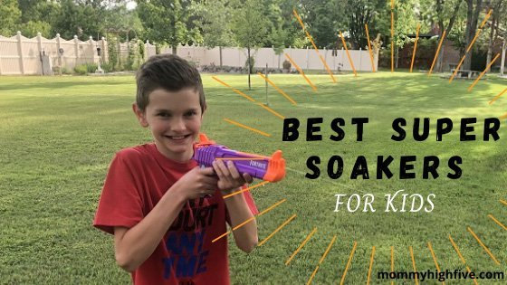 Best Super Soakers for Kids 2020
