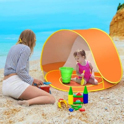 CeeKii Portable Baby Tent