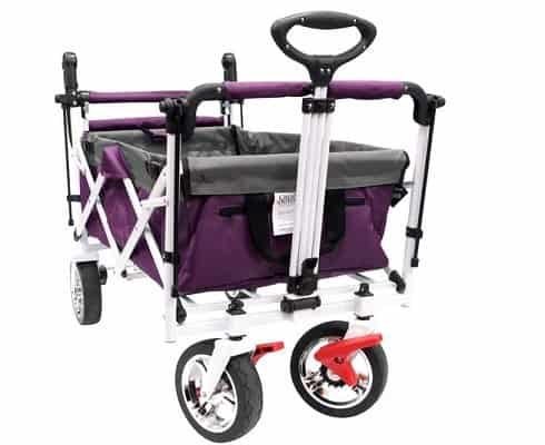Creative Outdoor Collapsible Wagon