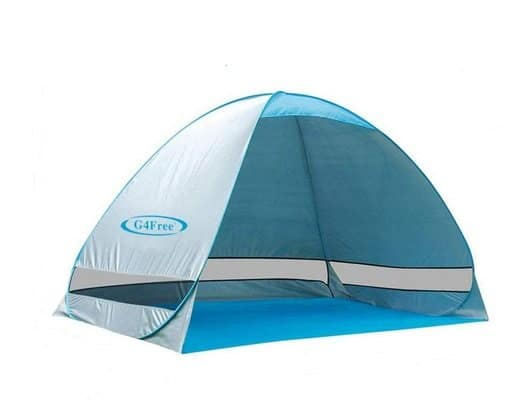 G4Free Family Beach Tent