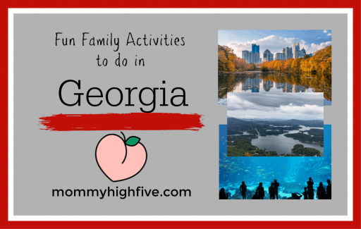 Family Activities in Atlanta and Georgia