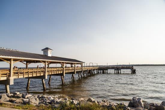 St. Simon's Pier