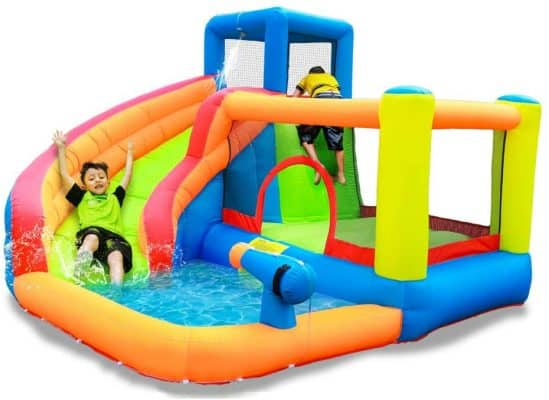 doctor dolphin Inflatable Water Park
