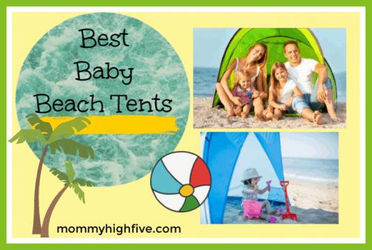 Top Baby Beach Tents