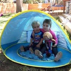 TURNMEON Sun Shelter with Pool