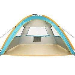 Zomake Instant Beach Tent