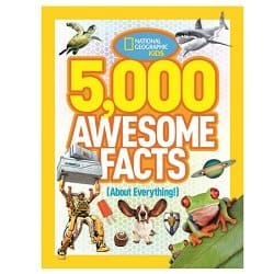 5000 Awesome Facts About Everything!
