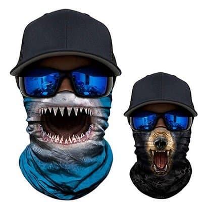 Animal Neck Gaiter Mask