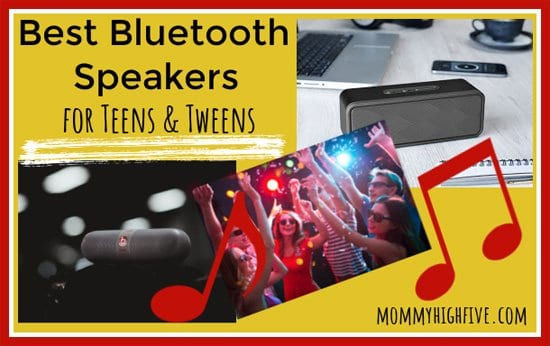 Best Bluetooth Speakers for Kids-Mommyhighfive