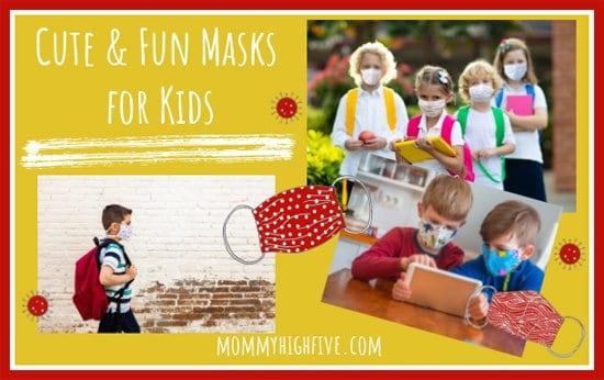 Great Masks for Kids