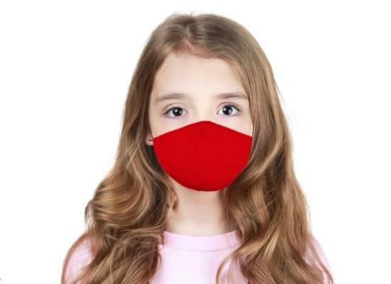 Dallix Kids Cotton Face Mask