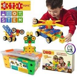 101 Piece Building Blocks Set