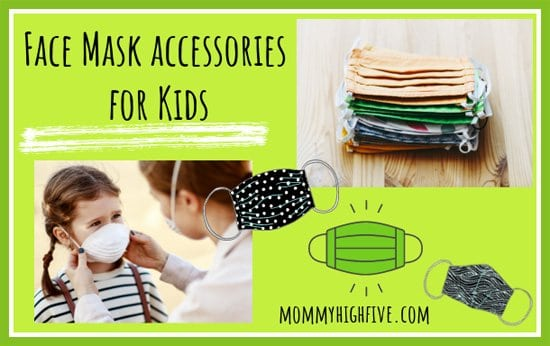 Face Mask Accessories for Kids-2020