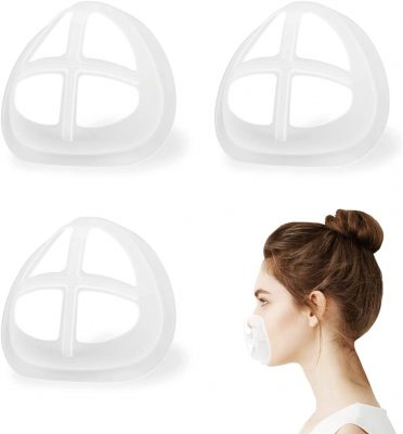 Face Mask Bracket for Comfortable Breathing