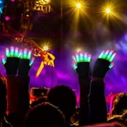 LED Light-up Gloves
