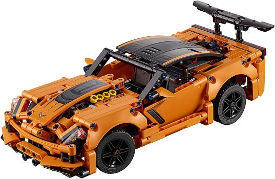 LEGO Technic Chevrolet Corvette Kit